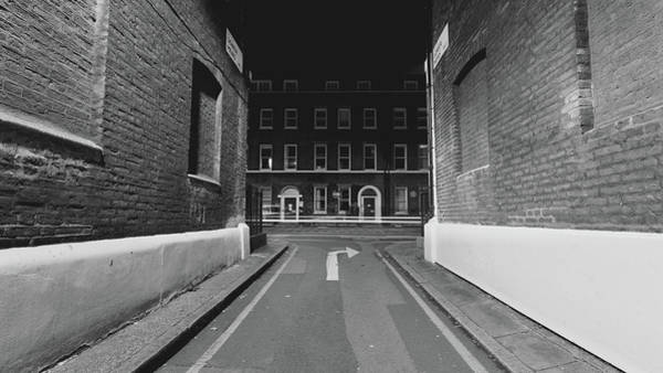 Photograph - London Gower Mews By Night C by Jacek Wojnarowski