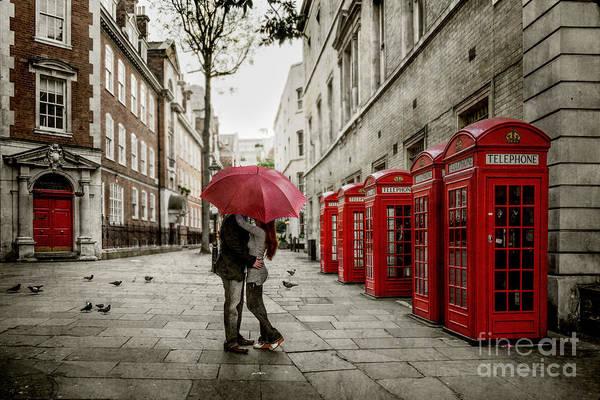Wall Art - Photograph - London Love by Stacey Granger