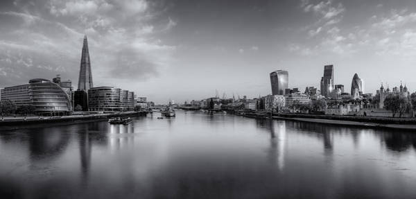 Photograph - London Panorama by Rob Davies