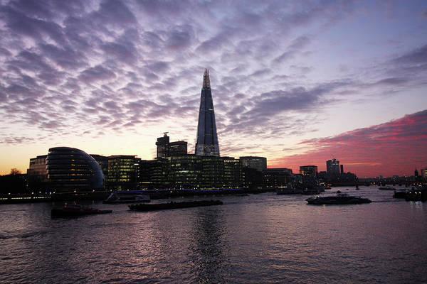 Photograph - London Skyline by Aidan Moran