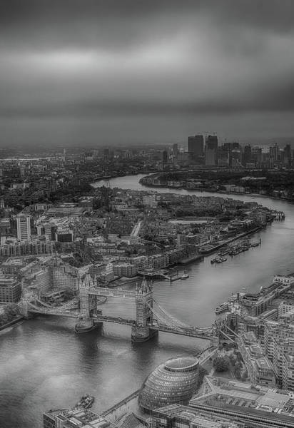 Photograph - London's Calling by Chris Cousins