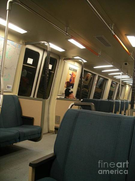 Photograph - Lone Bart Ride by Cynthia Marcopulos