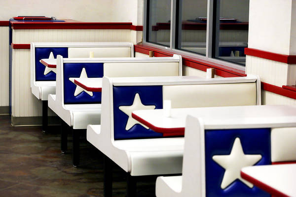 Photograph - Lone Star Dairy Queen by Marilyn Hunt