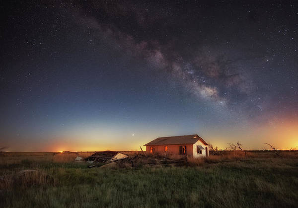 Photograph - Lone Star by Russell Pugh