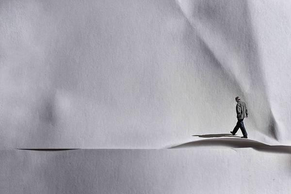 Loneliness Wall Art - Photograph - Loneliness. by Alfredo Yanez