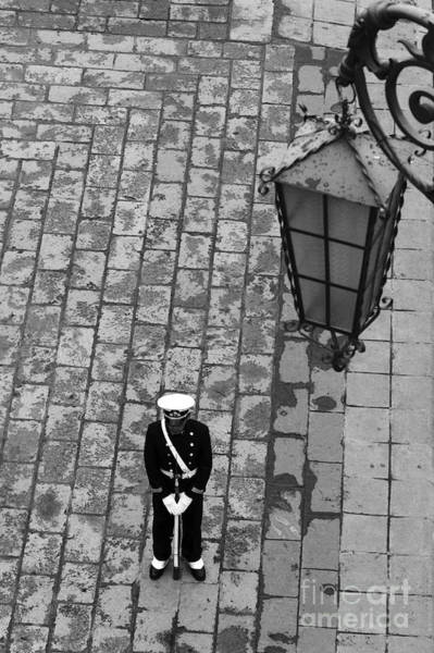 Photograph - Lonely Guard 2 by James Brunker