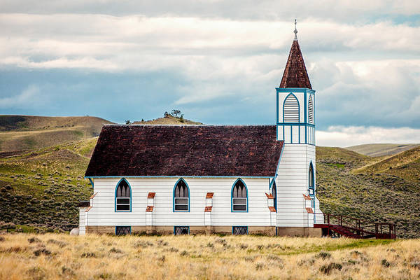 Protestant Photograph - Lonely Lennep by Todd Klassy