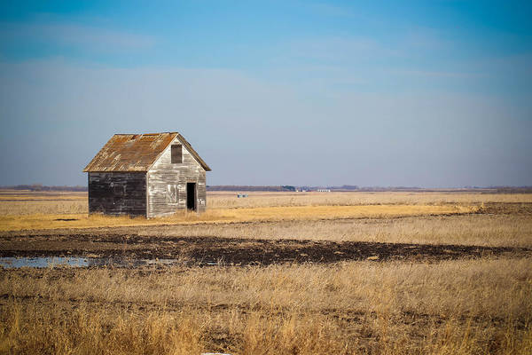 Christy Photograph - Lonely Ol' House by Christy Patino