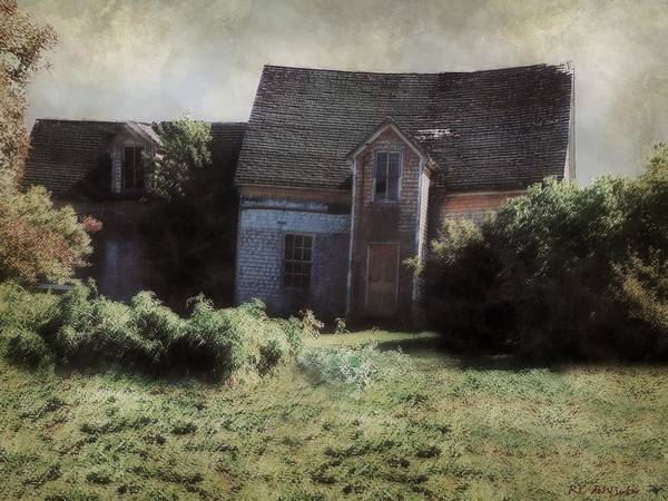 Prince Edward Island Painting - Long Ago And Far Away by RC DeWinter