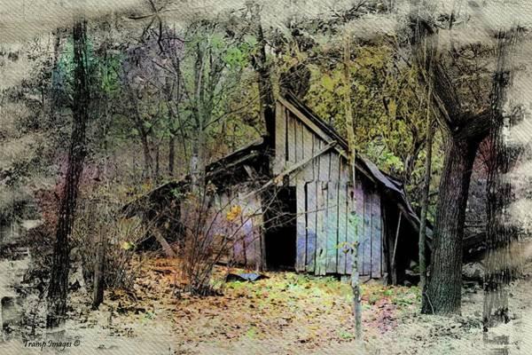 Digital Art - Long Ago by Wesley Nesbitt