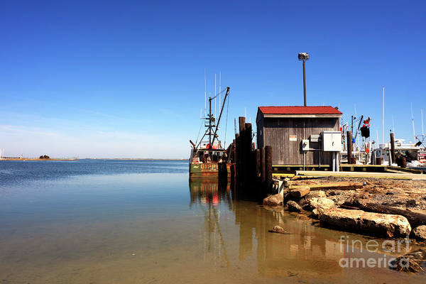 Photograph - Long Beach Island Bay by John Rizzuto