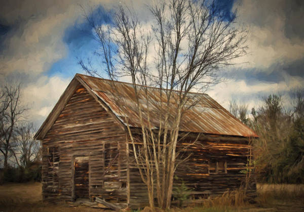 Photograph - Long Forgotten Home by Dave Bosse