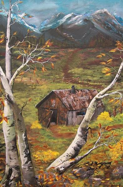 Painting - Still Standing by Sharon Duguay