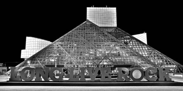 Wall Art - Photograph - Long Live The Rock Hall by Frozen in Time Fine Art Photography