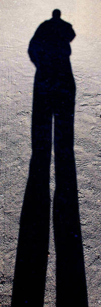 Photograph - Long Shadow by James Granberry