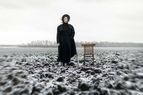 Photograph - Long Waiting by Inna Mosina