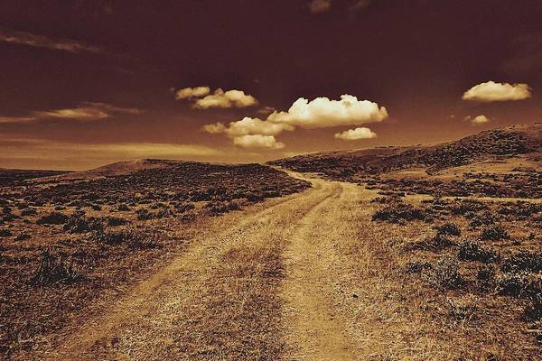 Photograph - Long Way To Tipperary by Amanda Smith