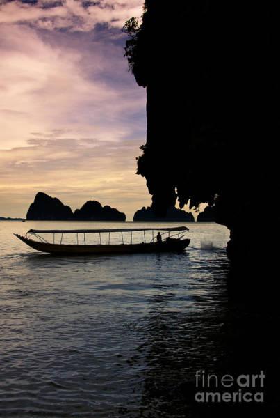 Wall Art - Photograph - Longboat Sunset by Jorgo Photography - Wall Art Gallery
