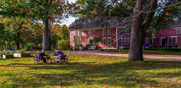 Wayside Photograph - Longfellow's Wayside Inn by Jim Archer