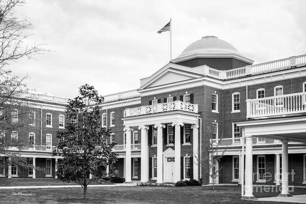 Photograph - Longwood University Ruffner Hall by University Icons