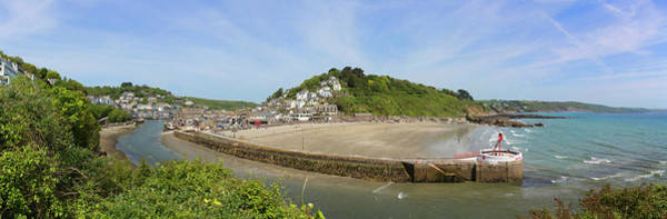 Photograph - Looe  Village, Cornwall  by Maggie McCall