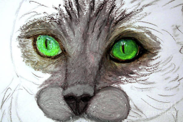 Pastel - Look Into My Eyes by Ania M Milo