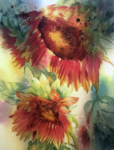 Painting - Look On The Sunny Side by Tara Moorman