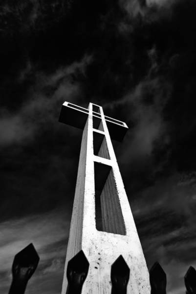 Mount Soledad Wall Art - Photograph - Look Up by Joseph S Giacalone