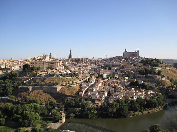 Photograph - Looking At Toledo by John Shiron