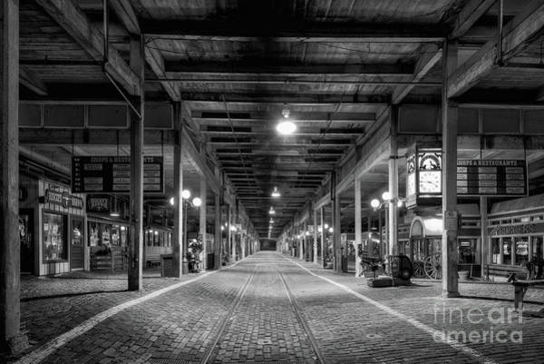 Photograph - Looking Down The Tracks by Paul Quinn