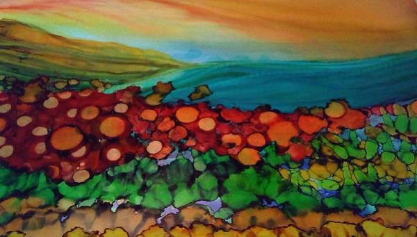 Painting - Looking East by Betsy Carlson Cross