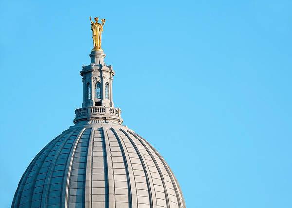 Legislature Photograph - Looking Forward by Todd Klassy