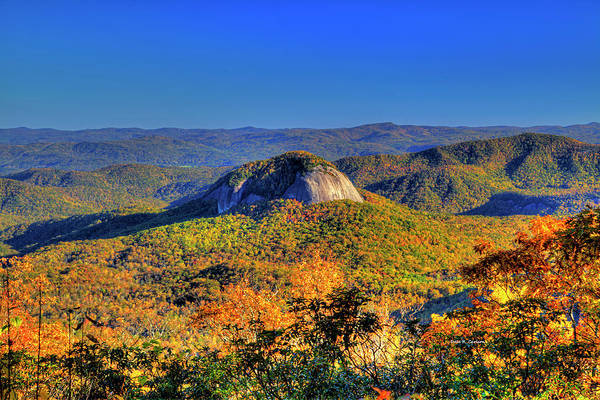 Photograph - Looking Glass Rock by Dale R Carlson
