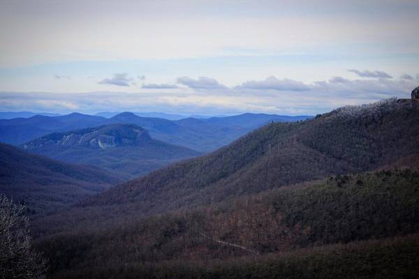 Photograph - Looking Glass Rock by Richard Parks