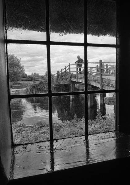 Photograph - Looking Out Of The Window by Stephen Barrie