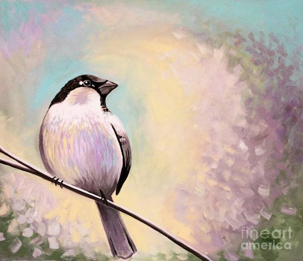 Painting - Look Toward The Light by Elizabeth Robinette Tyndall