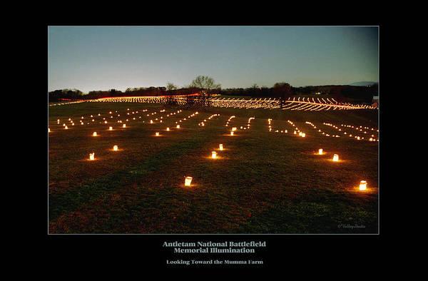Luminaries Photograph - Looking Toward The Mumma Farm 95 by Judi Quelland