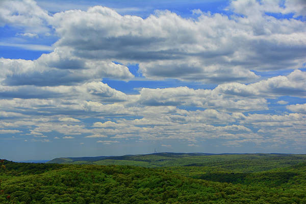 Photograph - Looking West Of Harriman State Park by Raymond Salani III