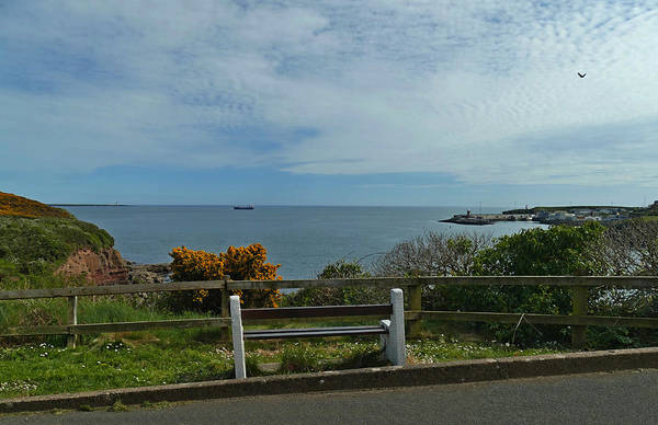 Dunmore East Photograph - Lookout Point by Richard Ryan