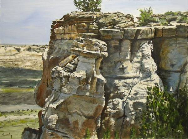 Painting - Lookout Point by William Brody