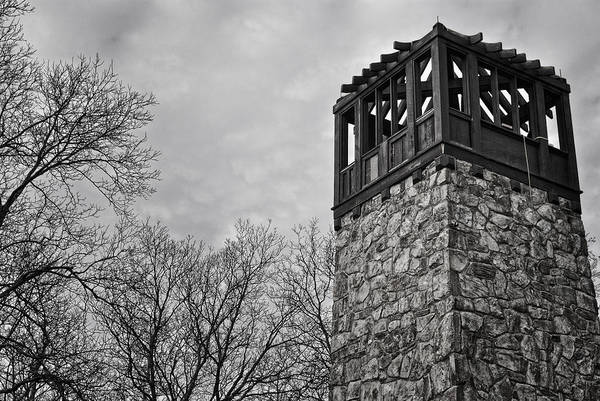 Photograph - Lookout Tower by George Taylor