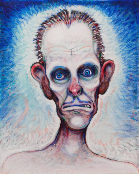 Painting - Looks A Fright by John Reynolds