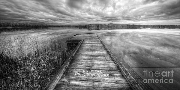 Wall Art - Photograph - Loon Lake by Twenty Two North Photography