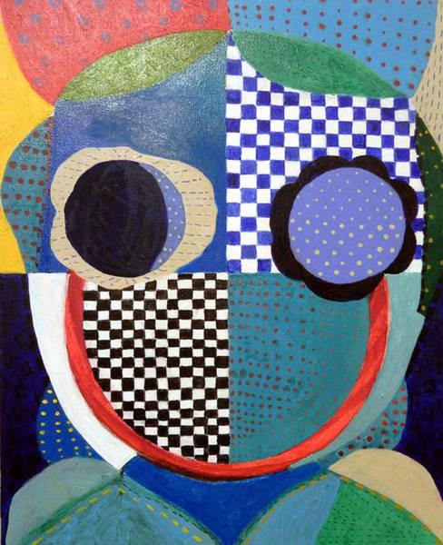 Painting - Loopdeloop by Caroline Blum