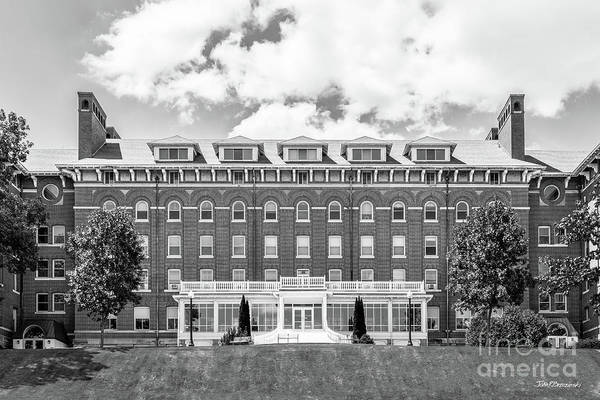 Photograph - Loras College Keane Hall by University Icons