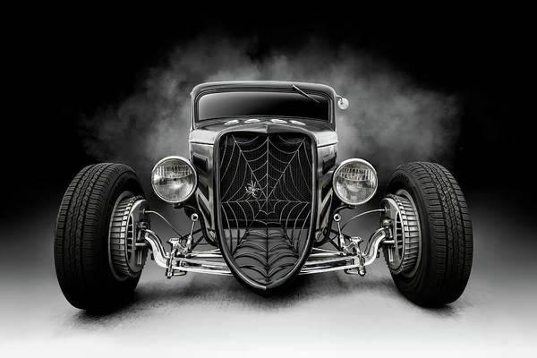 Wall Art - Digital Art - Lord Of The Dark Web by Douglas Pittman