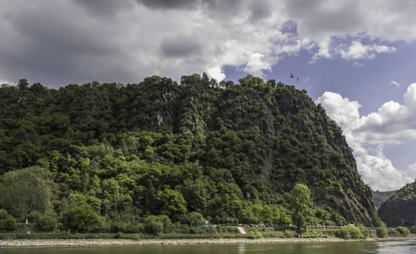 Lurking Photograph - Loreley Rock 09 by Teresa Mucha
