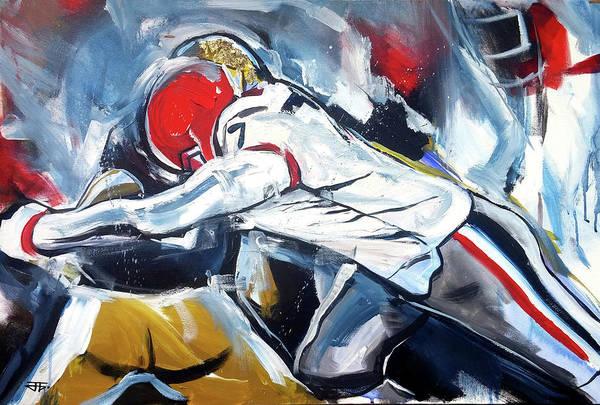 Painting - Lorenzo by John Jr Gholson