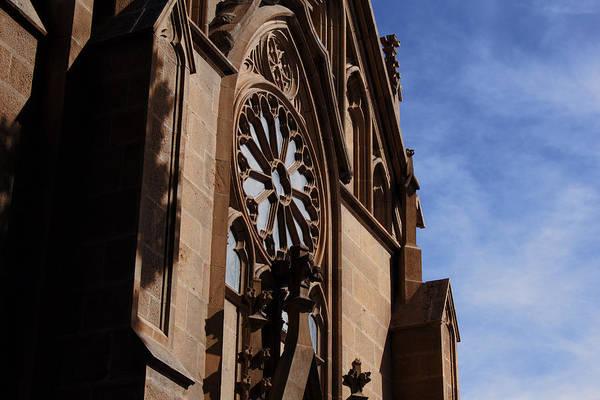 Loretto Chapel Photograph - Loretto Chapel In Santa Fe Nm by David Diaz