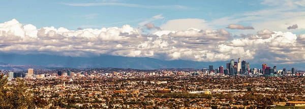 Wall Art - Photograph - Los Angeles Pano by April Reppucci